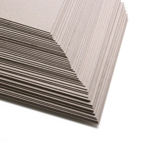 A4 Chipboard Sheets 2mm - Pack of 4