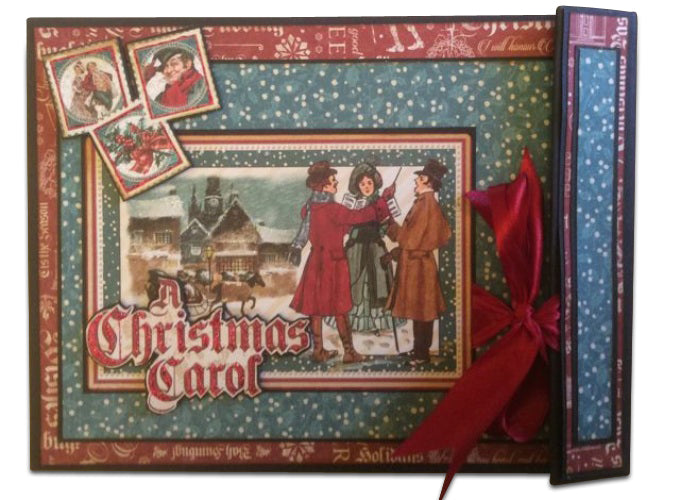 Christmas Carol Album PDF Tutorial