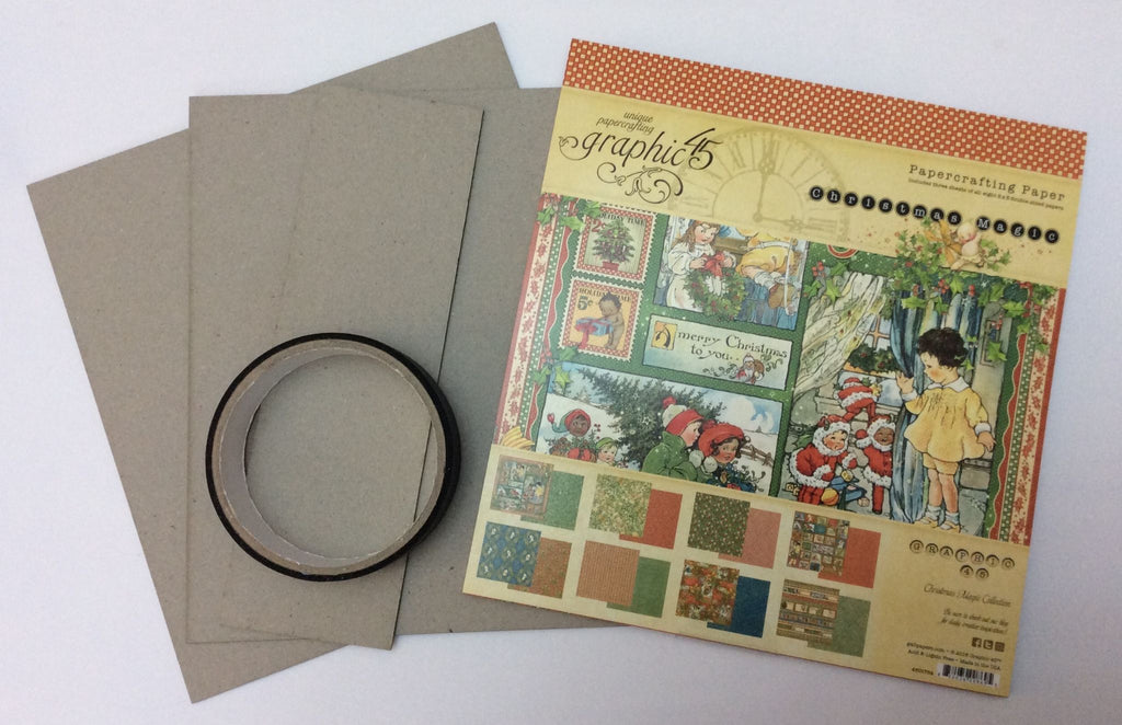 Christmas Magic Folio Album Bundle