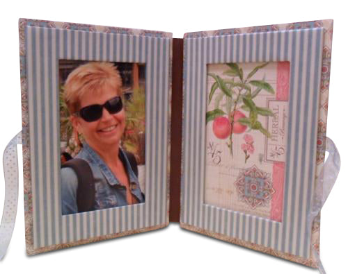 Double Picture Frame PDF Tutorial