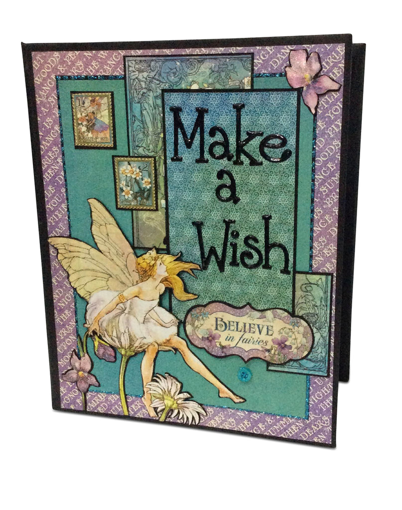 Fairie Dust Album PDF Tutorial