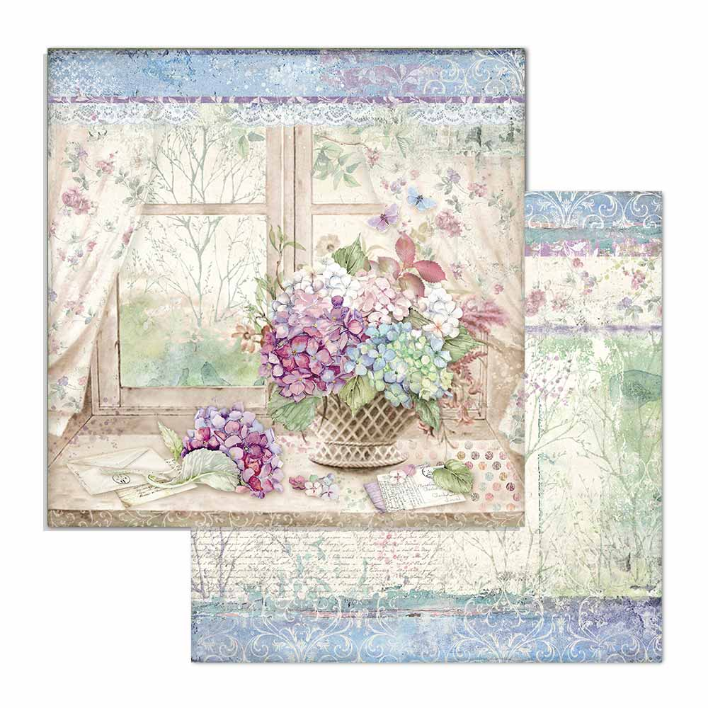 Stamperia Hortensia Collection Bundle