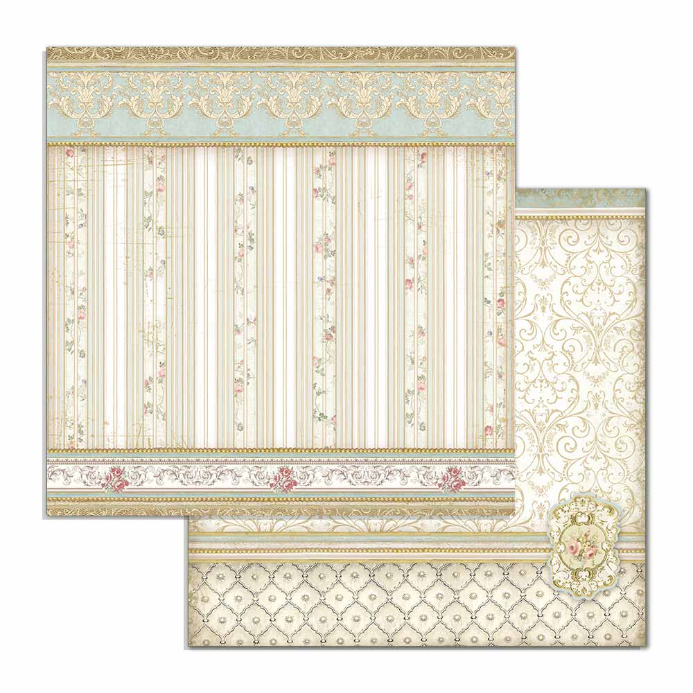 Stamperia Princess 12 x 12 Paper Pad