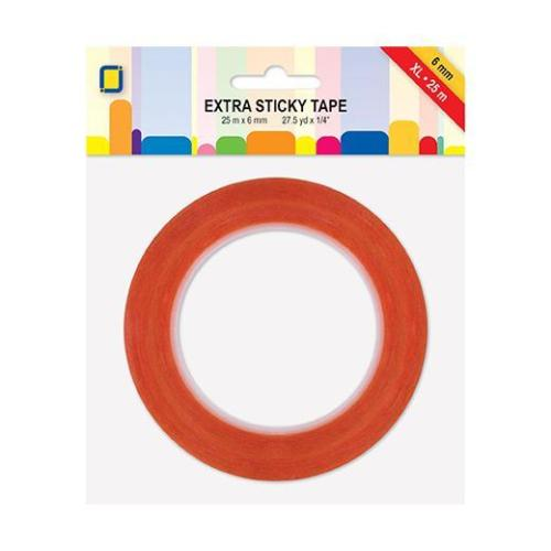 JEJE  Double Sided Tape XL 6mm x 25m