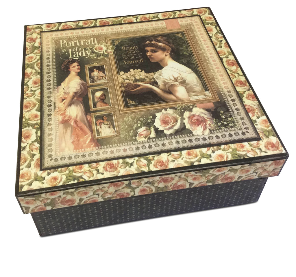 Large Square Album Box Kit