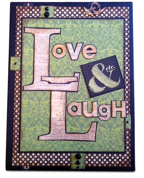 Love And Laugh Album Video Workshop