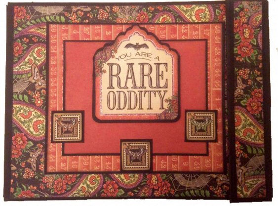 Rare Oddities Album PDF Tutorial
