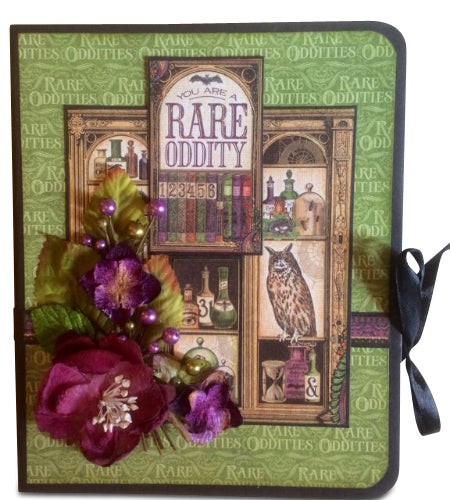 Rare Oddities Folio Album PDF Tutorial
