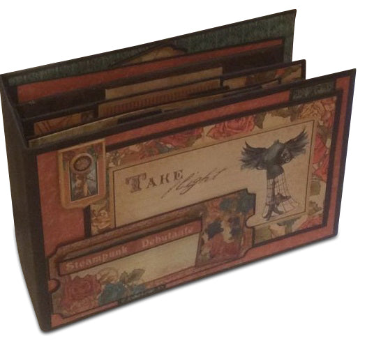 Steampunk Debutante Album PDF Tutorial