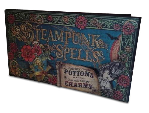 Steampunk Spells Envelope Album Video Workshop