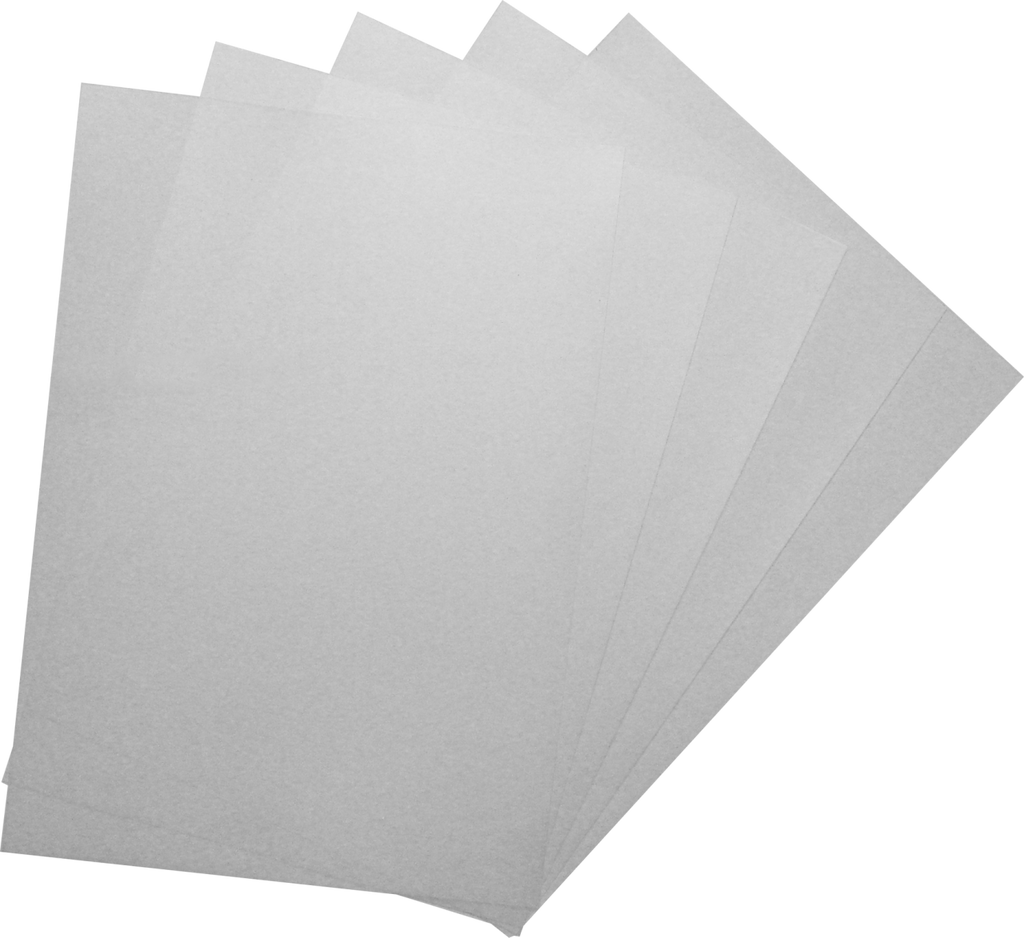 A4 Acetate - High Clear - Pack of 5 sheets