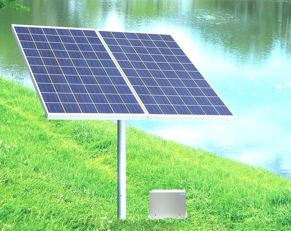 Solaer Solar Powered Pond Aerator – A Practical Approach to Aerating Your Pond