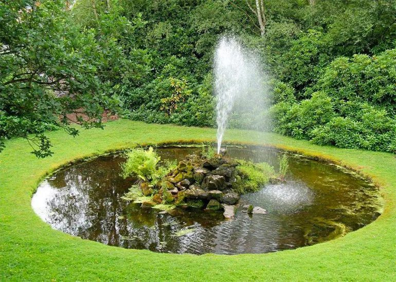 Types of Pond Pumps To Choose From
