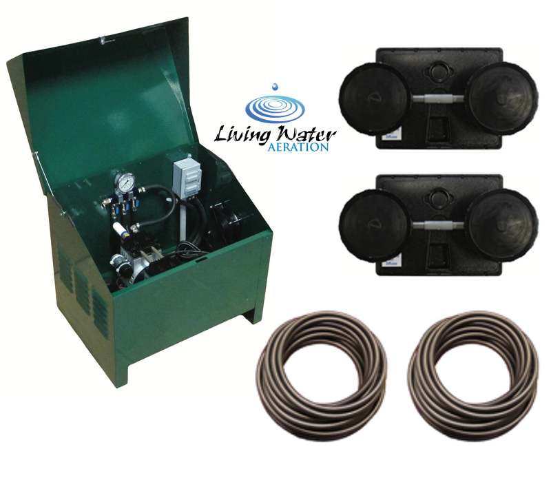 Airpro Pond Aeration Systems