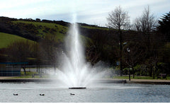 Otterbine 10 HP Fountains