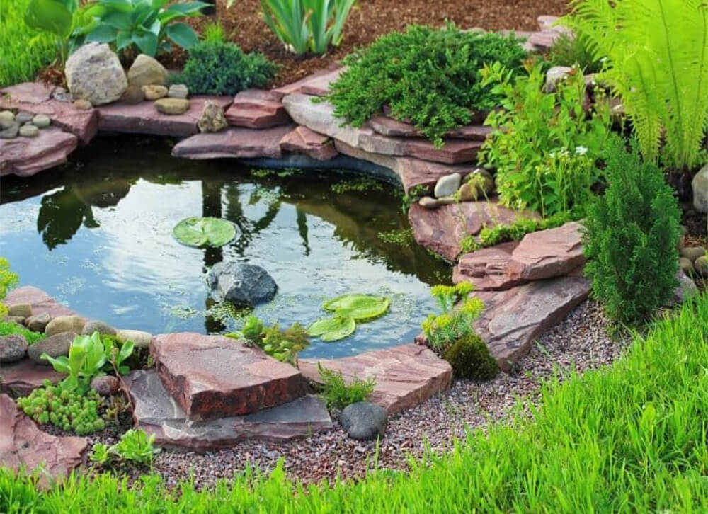 Aeration Removes The Pond Smell