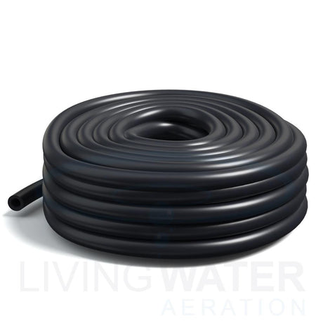 3/8'' Weighted Pond Aeration Tubing - 100' roll - Living Water Aeration