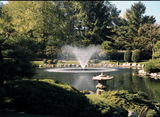 3 HP Kasco Decorative Pond Fountain - 230v - Living Water Aeration