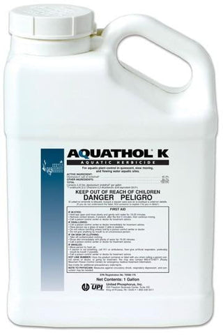 Aquathol Super K Liquid 1 Gallon