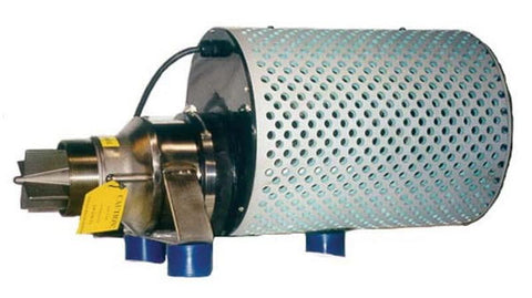 Carry Pumps Intake Screen for 2, 3 HP - Living Water Aeration