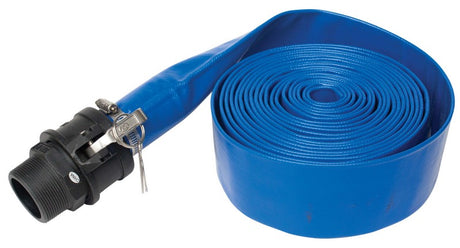 Cleanout Package with 50' Roll-up Hose