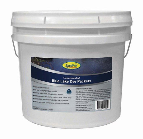 Easypro Concentrated Pond Dye Powder - Black
