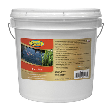EasyPro Pond Salt - 20 lb.