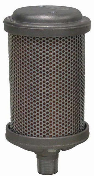 Gast Rotary Vane Complete Air Filter for RV33 - Living Water Aeration