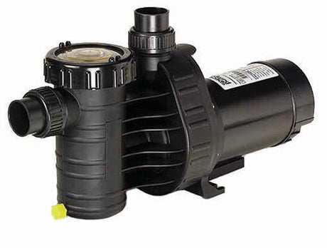 Great Value External Pump 1/2 HP - Self Priming