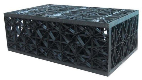 "High Strength Res-Cube 1/2 cube - 9 1/2"" H x 16"" W x 27"" L (x2) - Living Water Aeration"