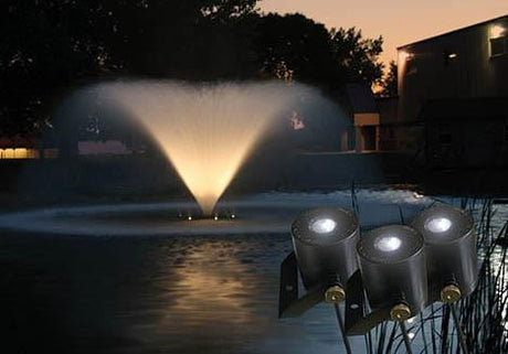 Kasco 3 LED Light Fountain Lighting Kit