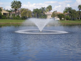 5 HP Kasco Aerating Pond Fountain - 230v