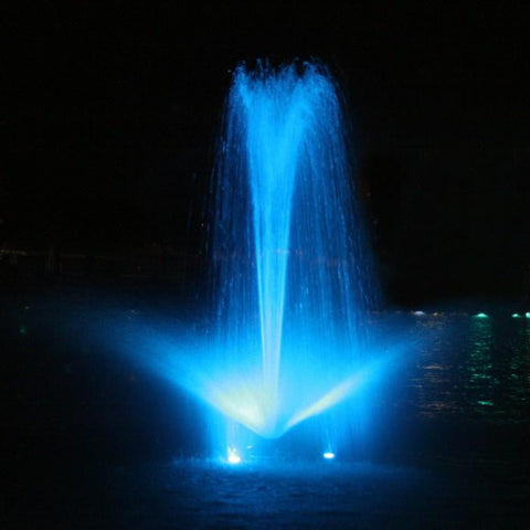 Kasco Color Changing RGB Fountain Lighting - 6 Light Kit