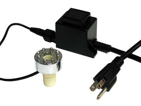LED Statuary Light & Transformer Set