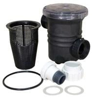 Optional Strainer Baskets for EX Pumps -  2'' Inlet - Living Water Aeration