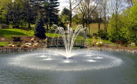 Otterbine Constellation Floating Pond Fountain