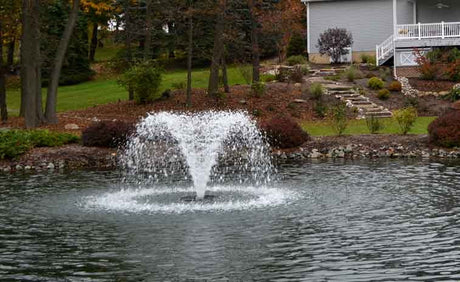 1/2 HP Otterbine Fractional Series Pond Fountain