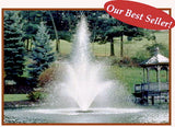 Otterbine Tri Star Floating Pond Fountain