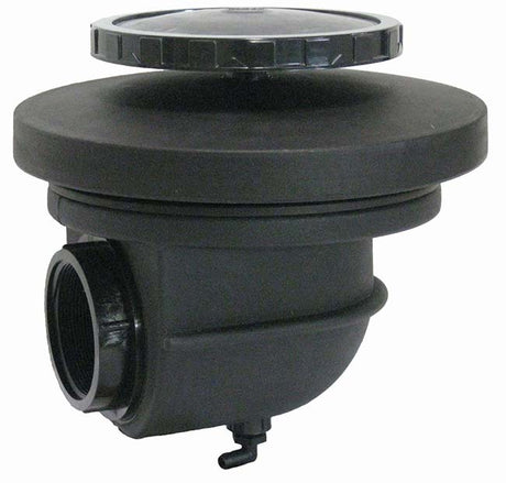 "Pro-Series 4"" Bottom Drain Kit w/ Air Diffuser & Fittings"
