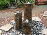 Real Basalt Column - 10''