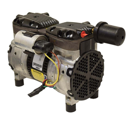 Stratus 1/2 HP SRC Series Dual Rocking Piston Compressor