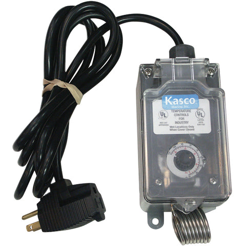 Kasco Deicers Temperature Controller