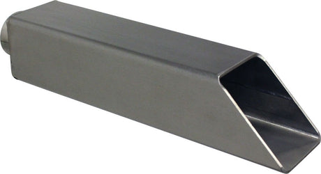 Vianti Falls Stainless Wall Scupper - Square
