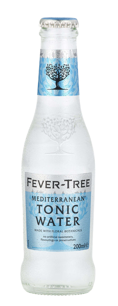 Fever-Tree Mediterranean Tonic - GINSATIONS