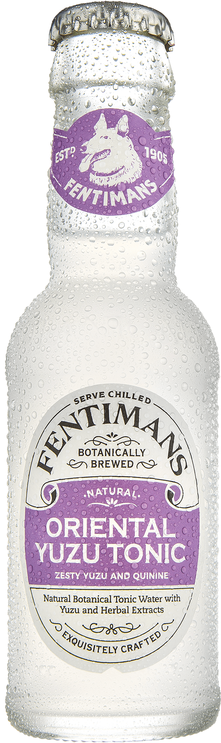 Fentimans Oriental Yuzu Tonic - GINSATIONS
