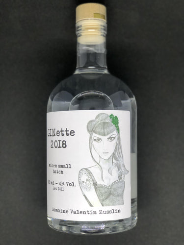 GINette Organic Distilled Gin - GINSATIONS