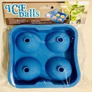 Silicone Ice Ball Mold for Cocktails - GINSATIONS