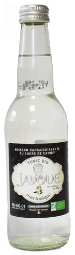 Javoue French Organic Tonic Water - GINSATIONS
