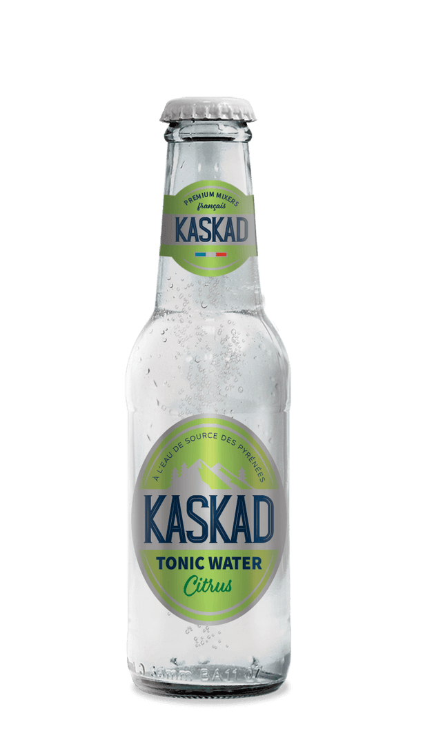 Kaskad French Organic Citrus Tonic Water - GINSATIONS