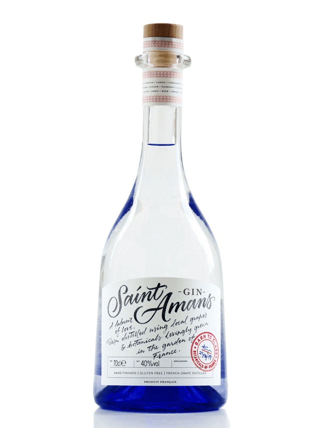 Saint Amans award-winning French Gin